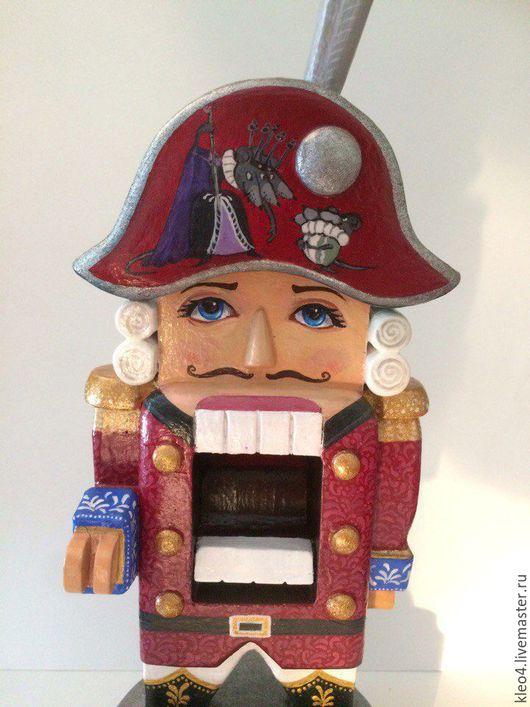 Сказочные персонажи ручной работы. Ярмарка Мастеров - ручная работа. Купить щелкунчик. Handmade. Щелкунчик, подарок, сувениры из дерева