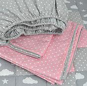 Для дома и интерьера ручной работы. Ярмарка Мастеров - ручная работа Комплект постельного белья. Handmade.