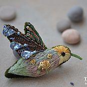 Украшения handmade. Livemaster - original item Baby Hummingbird. Handmade.