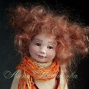 Куклы и игрушки ручной работы. Ярмарка Мастеров - ручная работа Авторская войлочная кукла Соня. Handmade.