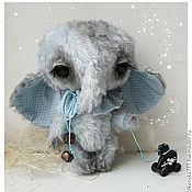 Куклы и игрушки ручной работы. Ярмарка Мастеров - ручная работа Слоник Бо-бо. Handmade.