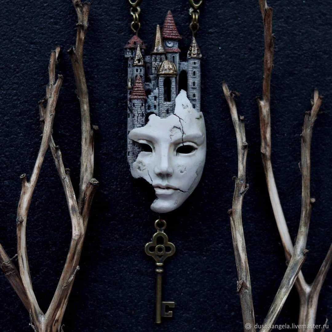 ' Spirit of the old city ' modern, sculpture, Necklace, Vladimir,  Фото №1