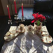 Винтаж handmade. Livemaster - original item Tea set ROYAL ALBERT