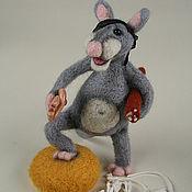 Куклы и игрушки ручной работы. Ярмарка Мастеров - ручная работа И у мышей есть свои Кутузовы и Наполеоны..... Handmade.