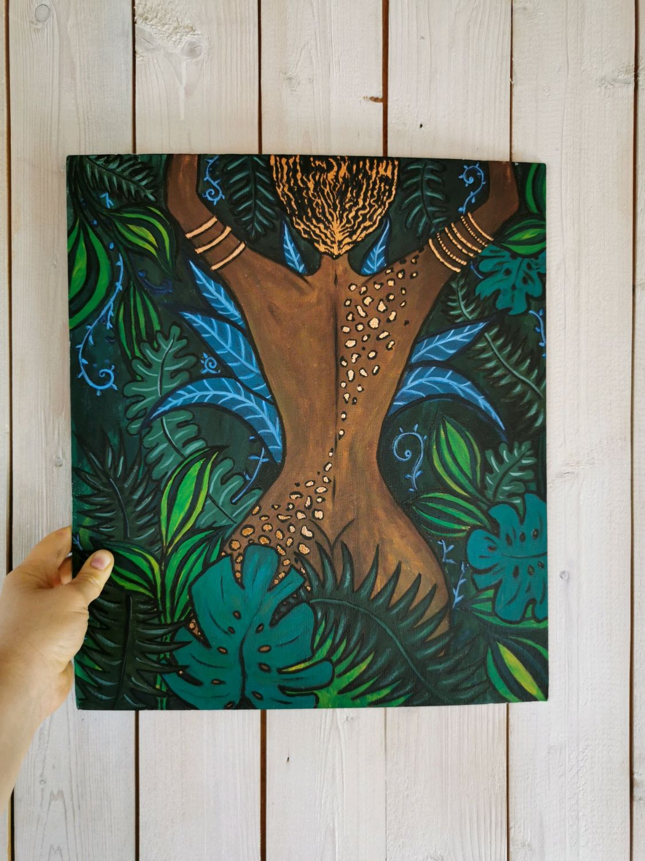 Wild Woman, Картины, Тверь,  Фото №1