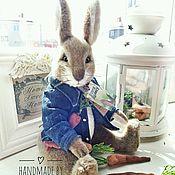 Куклы и игрушки ручной работы. Ярмарка Мастеров - ручная работа Rabbit Peter.. Handmade.