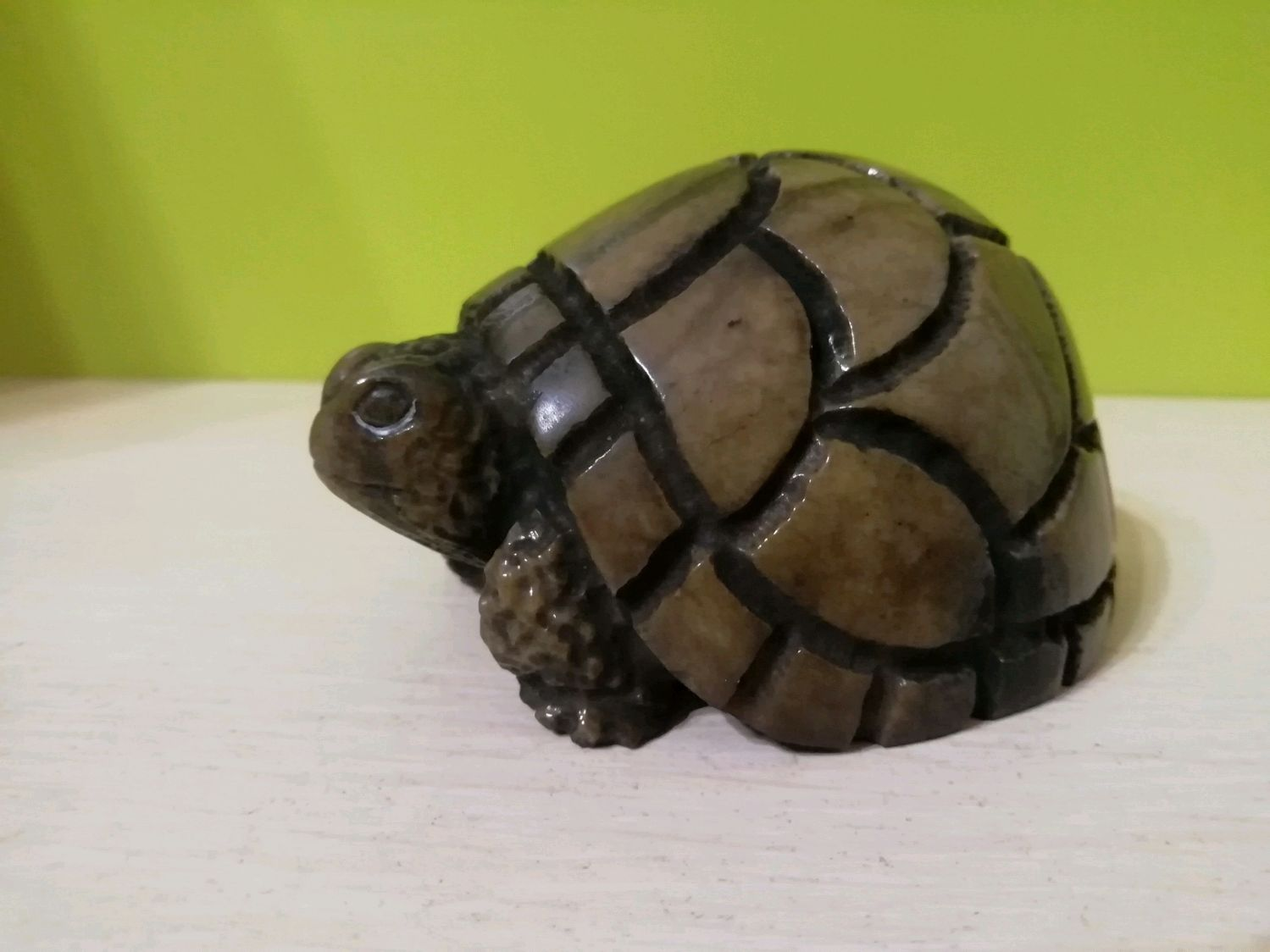 Sculpture of natural stone Turtle, Figurines, Horde,  Фото №1