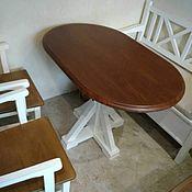 Столы ручной работы. Ярмарка Мастеров - ручная работа Стол из дуба. Handmade.