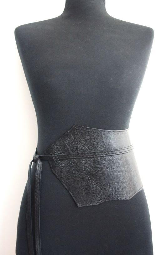 Пояса, ремни ручной работы. Ярмарка Мастеров - ручная работа. Купить Пояс кожаный, Creative. Handmade. Пояс женский