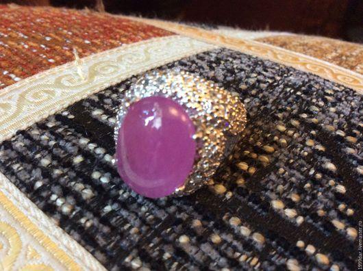 Винтажные украшения. Ярмарка Мастеров - ручная работа. Купить СКИДКА10% Кольцо серебро розовый кварц. Handmade. Бледно-розовый