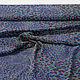 Заказать Шелк сатен (Versace). VIA DELLA SETA - студия тканей. Ярмарка Мастеров. . Ткани Фото №3