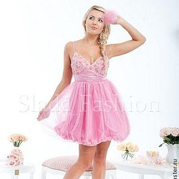 """Одежда ручной работы. Ярмарка Мастеров - ручная работа Платье """"Розовая принцесса"""". Handmade."""