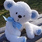 Куклы и игрушки handmade. Livemaster - original item Bear Momo. Handmade.