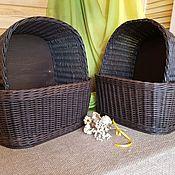 Для дома и интерьера handmade. Livemaster - original item Wicker baskets for storage. Handmade.