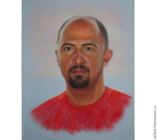 Люди, ручной работы. Ярмарка Мастеров - ручная работа. Купить Портрет на заказ. Handmade. Портрет, портрет по фото, портрет пастелью