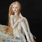 Куклы и игрушки handmade. Livemaster - original item Jointed doll: Ninetta is. Handmade.