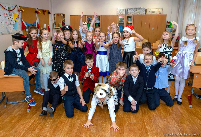 В репортажной съемке, немалое значение имеет групповая фотография. Дети должны получиться весёлыми и счастливыми.