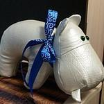 Кожаные бегемоты - Ярмарка Мастеров - ручная работа, handmade
