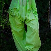 Bloomers handmade. Livemaster - original item Trousers