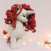 Куклы и игрушки handmade. Livemaster - original item Unicorn. Handmade.