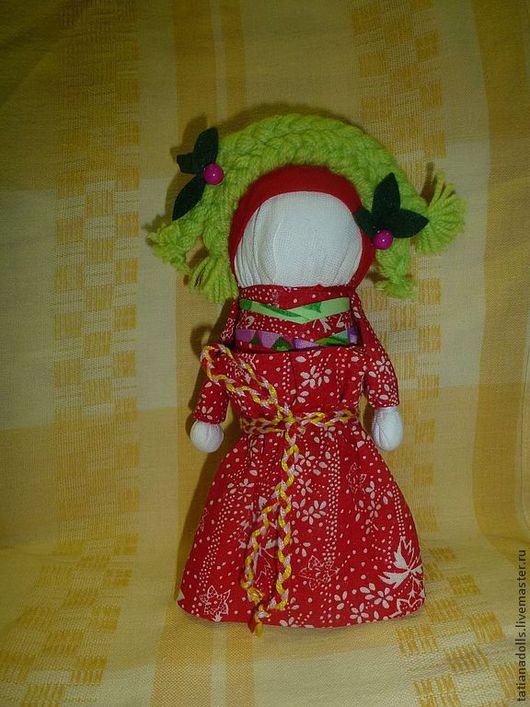 """Народные куклы ручной работы. Ярмарка Мастеров - ручная работа. Купить Обереговая кукла """"Троица"""". Handmade. Кукла ручной работы"""