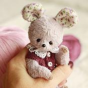 Куклы и игрушки ручной работы. Ярмарка Мастеров - ручная работа Буся (14 см.). Handmade.