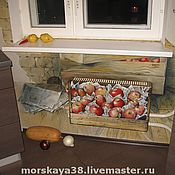 Дизайн и реклама handmade. Livemaster - original item wall painting