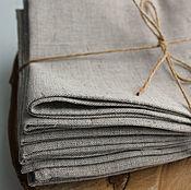 Для дома и интерьера handmade. Livemaster - original item Linen bed linen set