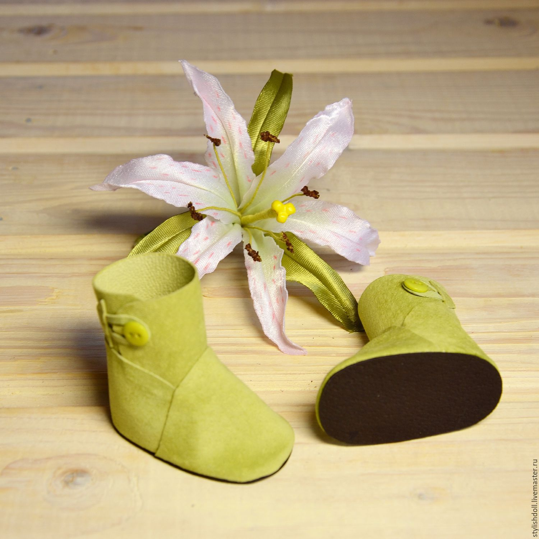 Туфли для тильды своими руками
