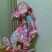 Куклы и игрушки ручной работы. Ярмарка Мастеров - ручная работа Кукла Сонюшка. Handmade.