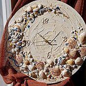 """Для дома и интерьера ручной работы. Ярмарка Мастеров - ручная работа Настенные часы """"Забытое время"""". Handmade."""