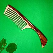 Сувениры и подарки handmade. Livemaster - original item Comb from plum.. Handmade.