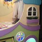 """Для дома и интерьера ручной работы. Ярмарка Мастеров - ручная работа Проект """"Маленький домик"""". Handmade."""