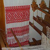 Свадебный салон ручной работы. Ярмарка Мастеров - ручная работа рушник свадебный домотканый двулицевой. Handmade.