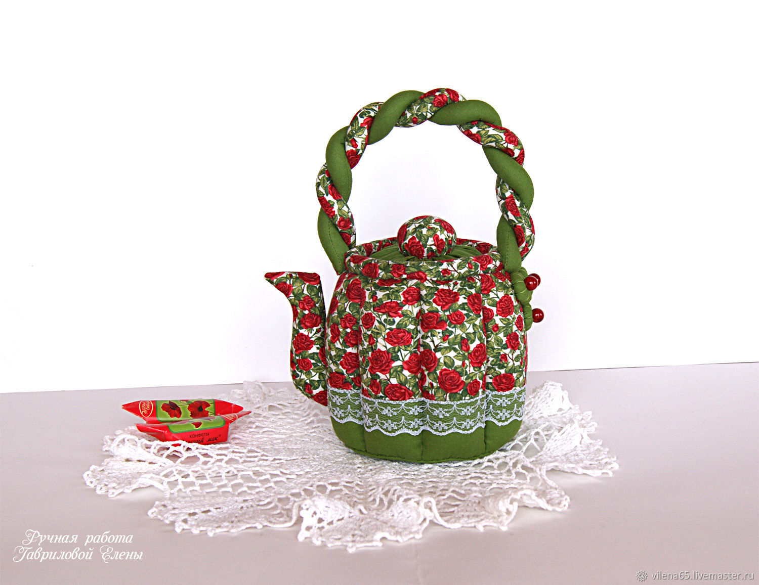 Teapot-box, candy box, for small things, interior decoration, Box, Magnitogorsk,  Фото №1