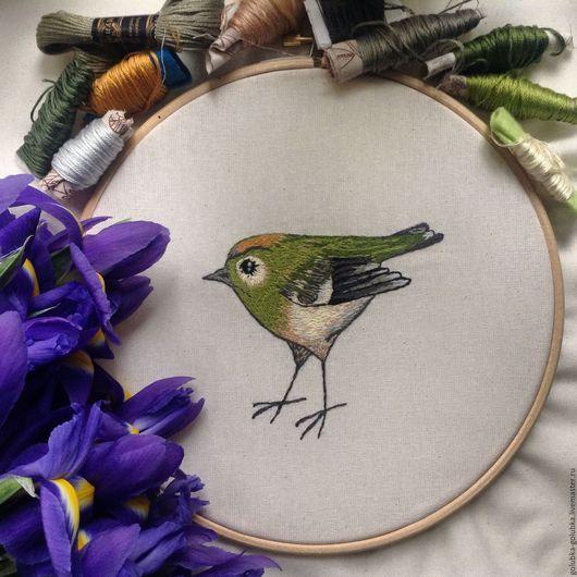 Птичка королек