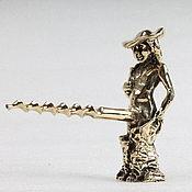Сувениры и подарки handmade. Livemaster - original item Corkscrew
