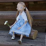 """Куклы и игрушки ручной работы. Ярмарка Мастеров - ручная работа """"Цветы для мамы"""".. Handmade."""
