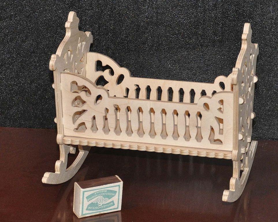 Кроватка из труб своими руками фото 194