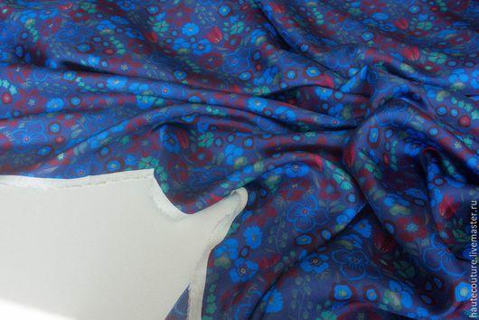 Шитье ручной работы. Ярмарка Мастеров - ручная работа. Купить Шелковый твил!. Handmade. Шелк, натуральные ткани, летний комбинезон