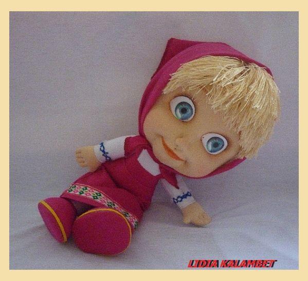 Куклы для мультфильмов своими руками