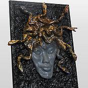 """Для дома и интерьера ручной работы. Ярмарка Мастеров - ручная работа маска """"ГАРГОНА"""". Handmade."""