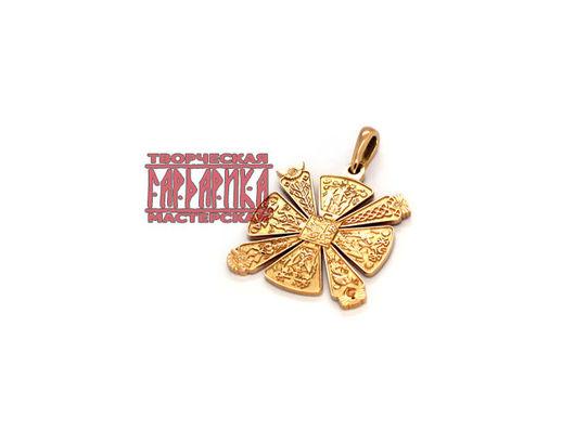 Славянский Крес из золота!