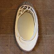 "Зеркала ручной работы. Ярмарка Мастеров - ручная работа Зеркало ""Лесная Дриада"". Handmade."