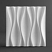 Дизайн и реклама ручной работы. Ярмарка Мастеров - ручная работа 3D панель Кувшин. Handmade.