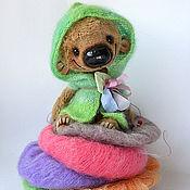 """Куклы и игрушки ручной работы. Ярмарка Мастеров - ручная работа Мишка """"Кнут"""". Handmade."""