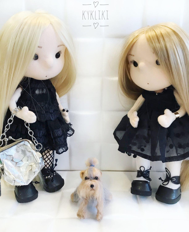 Текстильная кукла, Вальдорфские куклы и звери, Санкт-Петербург,  Фото №1