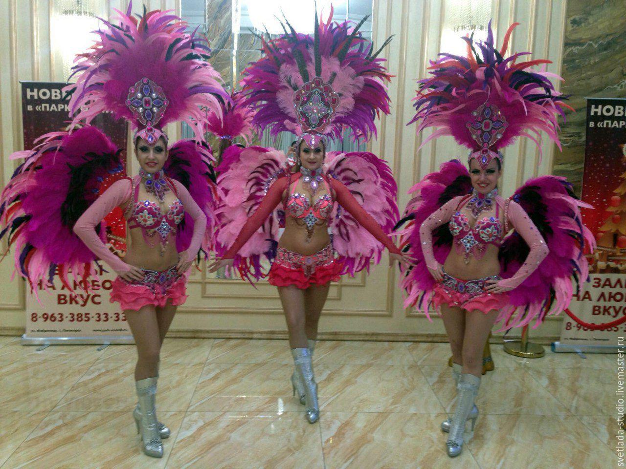 Бразильские карнавальные костюмы своими руками фото 73