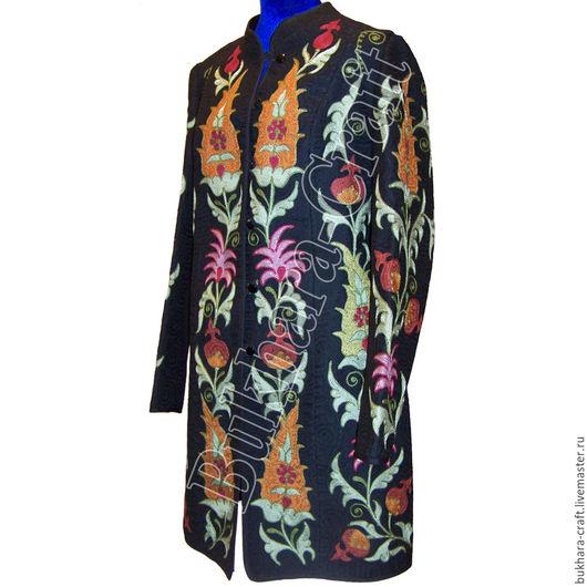 Пиджаки, жакеты ручной работы. Ярмарка Мастеров - ручная работа. Купить Сюртук 33. Handmade. Жакет, жакет женский, осень