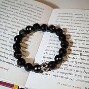 Украшения handmade. Livemaster - original item Bracelet made of natural stones agate
